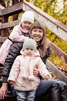Оля, Таня, Катя