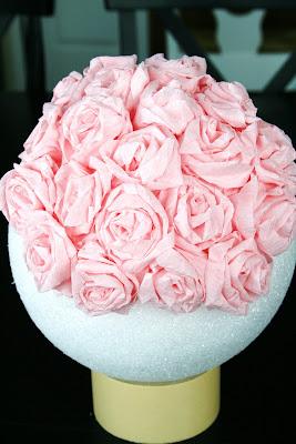 τριαντάφυλλα φτιαγμένα από γκοφρέ-tutorial-4
