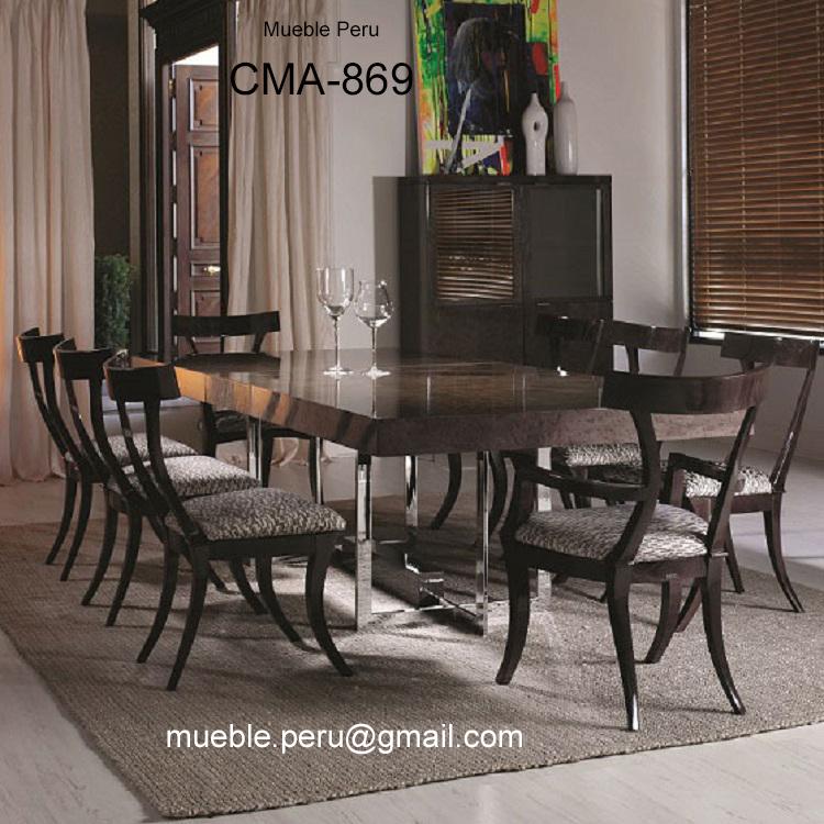 Comedores muebles per for Muebles contemporaneos 2016