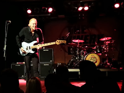 The Winery Dogs * Billy Sheehan @ Substage Karlsruhe Germany