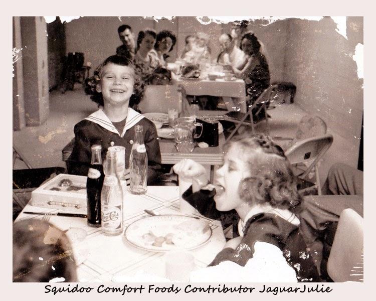 aguarjulie comfort foods contributor easter memories