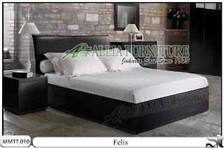 Tempat tidur Type Modern Minimalis Felix