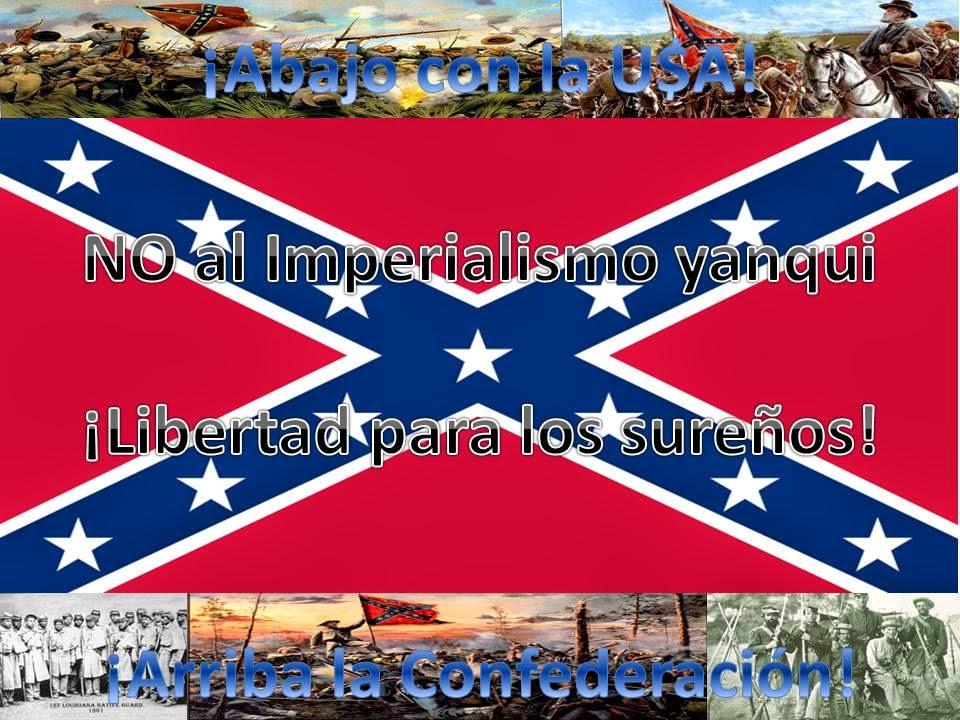 ¡Abajo el imperialismo yanqui!