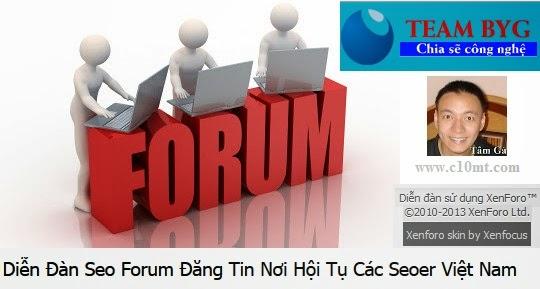 Diễn Đàn Seo Forum Đăng Tin Nơi Hội Tụ Các Seoer Việt Nam