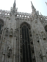 Duomo Cathedral - front