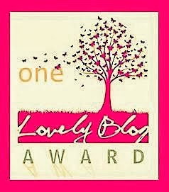 ONE   LOVELY AWARD
