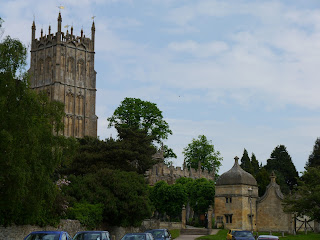 St James', Chipping Campden, Cotswolds