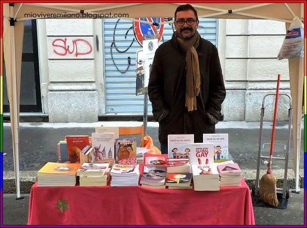 Mercatino di Natale Arcobaleno - Il Mio Vivere A Milano