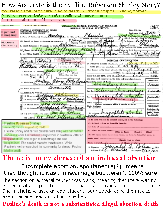 RealChoice: The Abortion Death that Wasn\'t