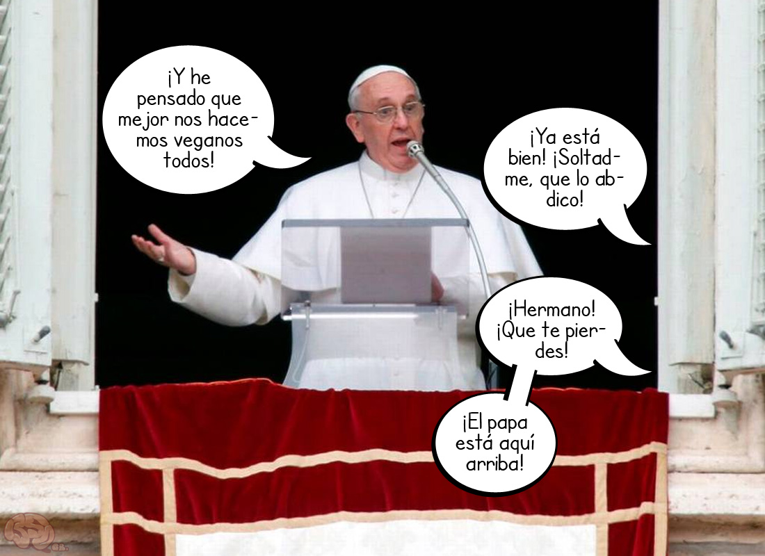 El papa milagro