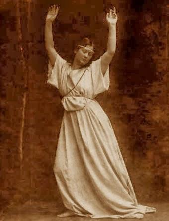 Movimiento y danza isadora duncan - Frases en griego clasico ...