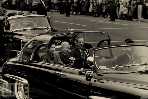 Secret Service President Eisenhower