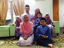 Keluarga Cikgu Fadzlie
