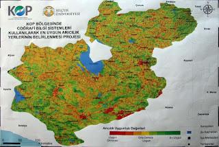 Selçuk Üniversitesi-KOP İşbirliği ile Arıcılık Geo-Portalı Hazırlandı