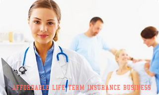 Affordable Life term Insurance business