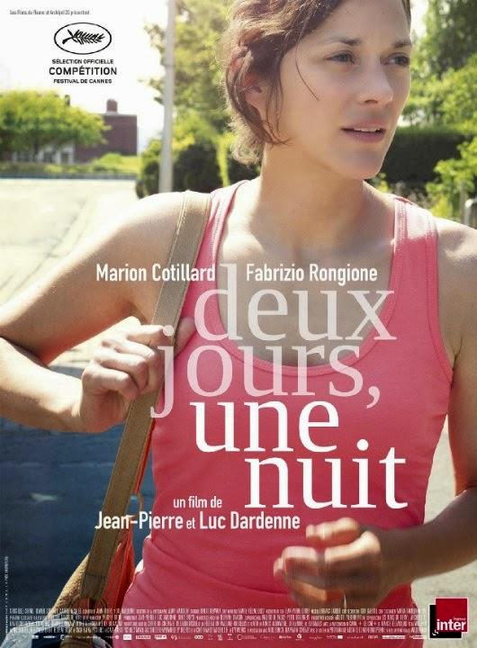 Two Days, One Night (Deux jours, une nuit) 2014
