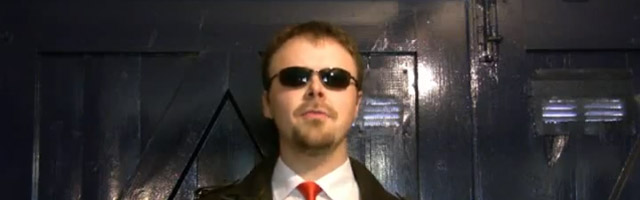 YouTube star Ashens