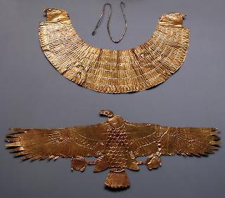 تاريخ الذهب - كيف تعرف الذهب في الارض