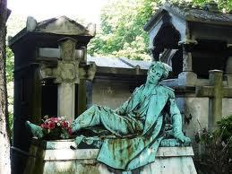 Cementerio de Montmartre de París