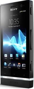 Sony Xperia U,Xperia st25i black,Xperia U