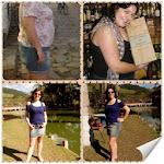 Antes e Durante - Menos 20 quilos