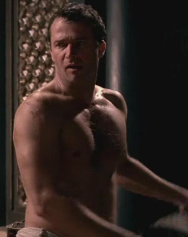 shirtless actors by glooce   james purfoy shirtless