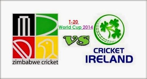 Zimbabwe VS Ireland