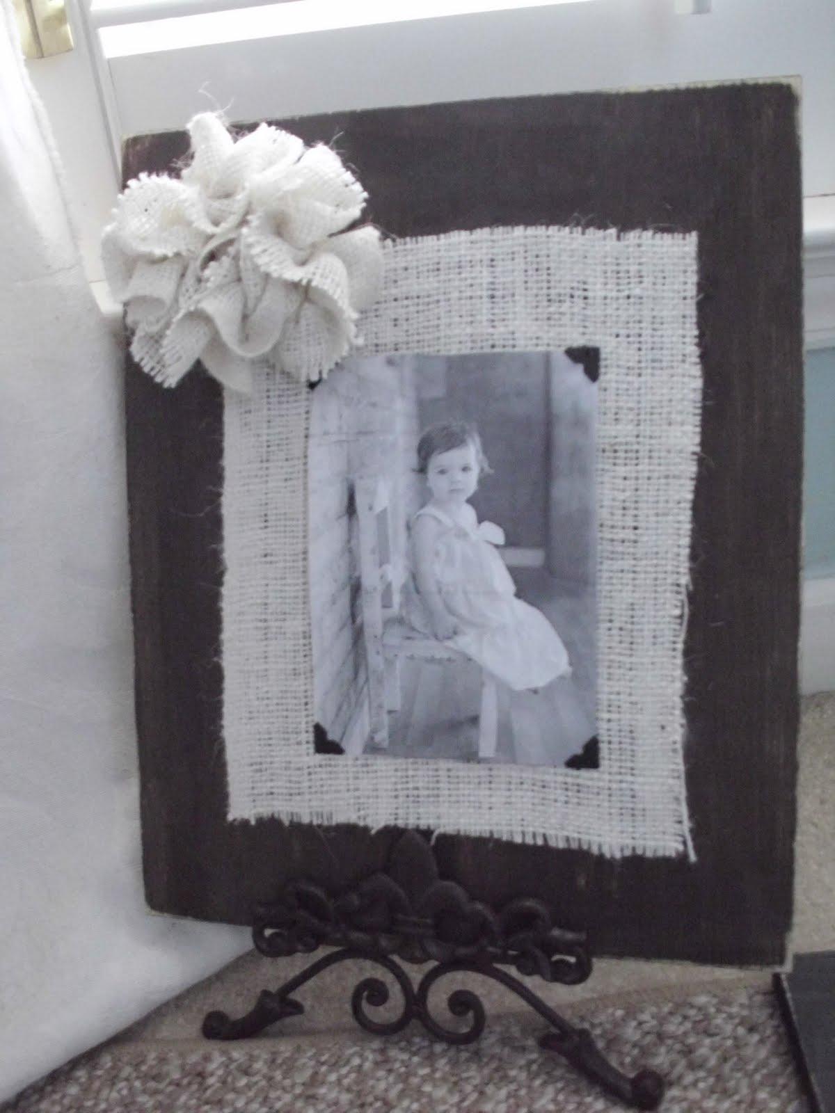 grace upon grace al: Distressed Picture Frames, Burlap Cross Boards ...