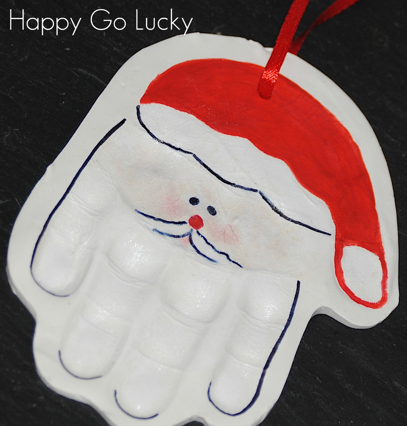Santa face ornaments - And I Think I Now Have A New Tradition Each Thanksgiving Eve An Ornament Craft Night My Friend Cindy Came Over Wednesday Night With Her Two Boys And We