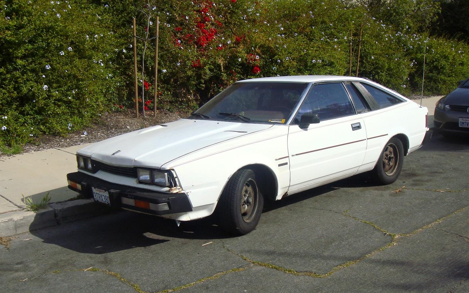 Nissan San Diego >> THE STREET PEEP: 1980 Datsun 200SX Hatchback