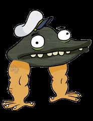 Sr. Mejillón de pecezuelos
