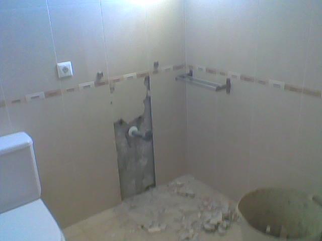 Multi reparaciones y reformas mantenimiento plato ducha for Desmontar ducha
