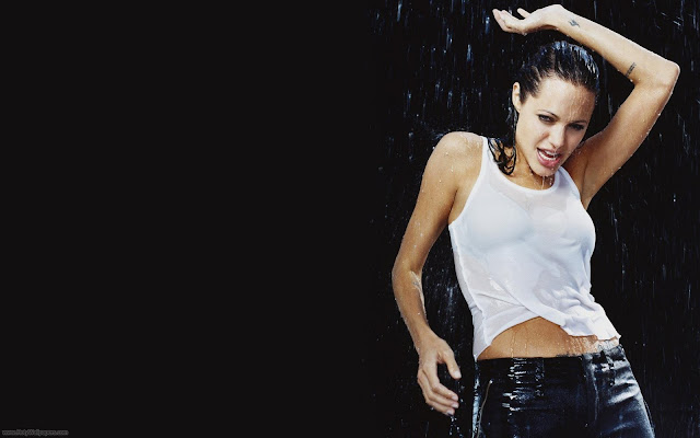 Angelina Jolie Actress Wallpaper