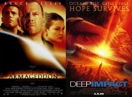 Armageddon / Deep Impact (1998)