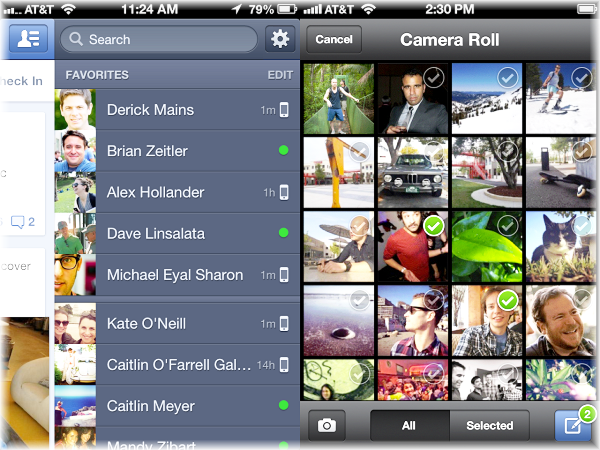 facebook new iOS App 5.1