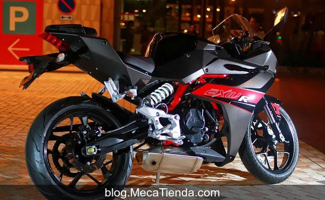 MecaTienda - Hyosung lanza nueva deportiva de 250cc