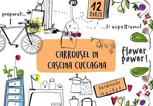Carrousel In Cascina Cuccagna | FlowerPower