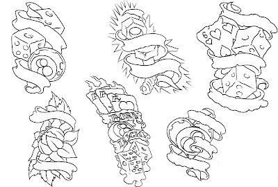 Free Tattoo Flash Art