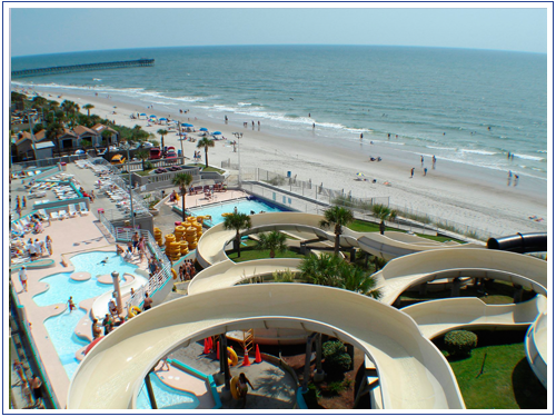 myrtle beach family kingdom Myrtle Beach's gay scene. The city's gay beach can be found near 82nd Avenue ...