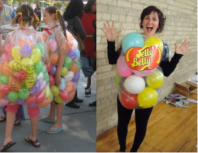homemade halloween costumes for girls teenagers
