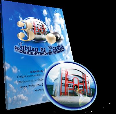 Livro do Jubileu de Pérola da IBC 2014