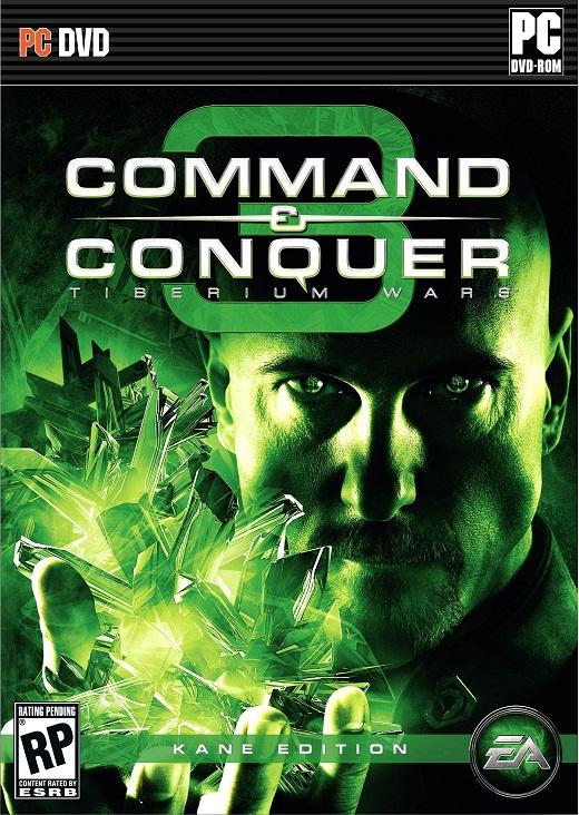 73-96. Генералы 3: Война за тибериум / Command & Conquer 3: Tiberium W