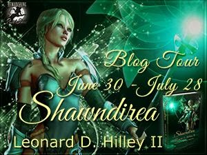 Shawndirea by Leonard D. Hilley II