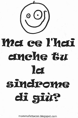 sindrome di giù