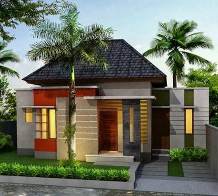 10 gambar desain rumah sederhana impian keluarga ~ rumah