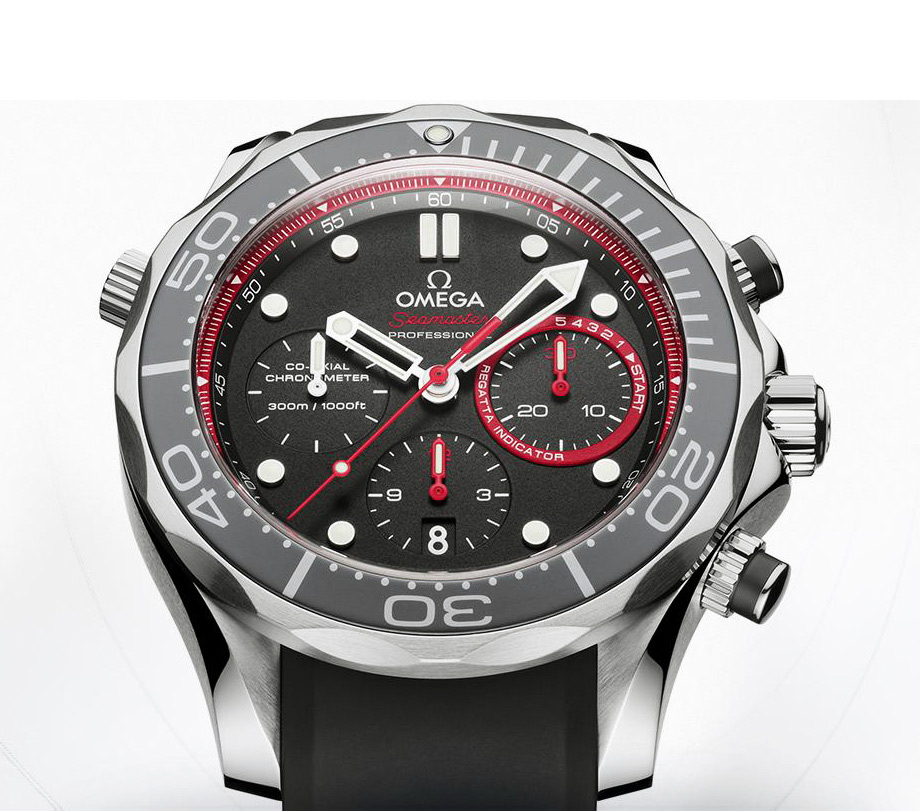 Omega seamaster 300m diver etnz limited edition time and watches for Omega diver
