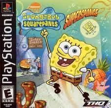 download game Spongebob Squarepants Supersponge