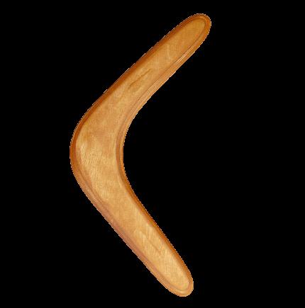 Way of life the boomerang boy