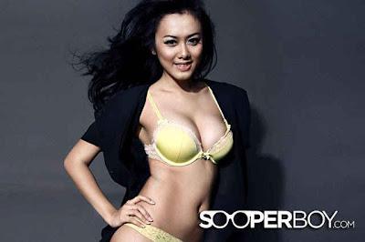 Foto Mesra Ariel Noah dan Devi Liu1 Foto Hot Model Seksi Devi Liu