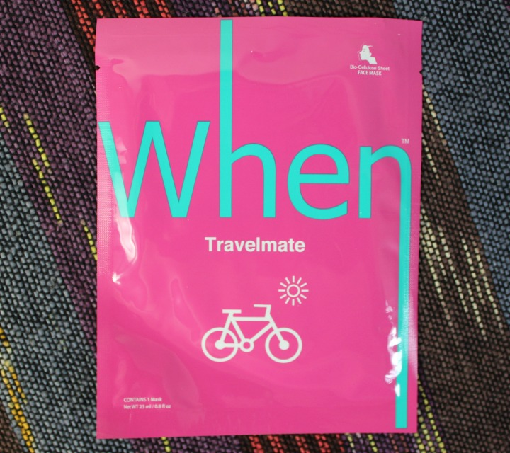 When™ Travelmate Sheet Mask
